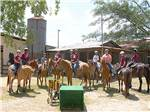 View larger image of Kids horseback riding at TANGIPAHOA PARISH CONVENTION  VISITORS BUREAU image #4