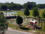 View larger image of Miniature golf course at YOGI BEAR JELLYSTONE CAMP RESORTS image #12