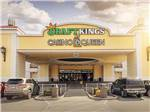 View larger image of A group of people BBQing at CASINO QUEEN RV PARK image #4