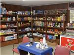 View larger image of Gravel road leading into RV park at MILLERS CAMPING RESORT image #5