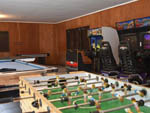 View larger image of Game room at MILLERS CAMPING RESORT image #9