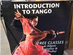 View larger image of Tango dance classes at SANTA FE SKIES RV PARK image #12