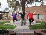 View larger image of Rec area at RINCON COUNTRY EAST RV RESORT image #7