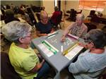 View larger image of Pool table in game room at RINCON COUNTRY EAST RV RESORT image #8