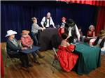 View larger image of Couples dancing at RINCON COUNTRY EAST RV RESORT image #9