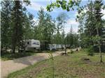 View larger image of Trailers camping at CAMP TAMARACK RV PARK image #6