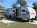 View larger image of Trailer camping at ORANGE CITY RV RESORT image #8