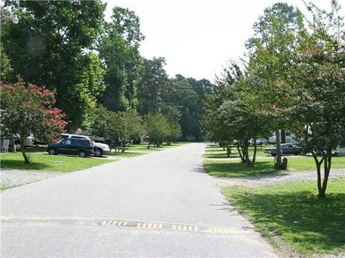 RALEIGH OAKS RV RESORT & COTTAGES at FOUR OAKS, NC