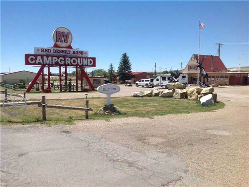 Red Desert Rose RV Park (formerly RV World Campground)