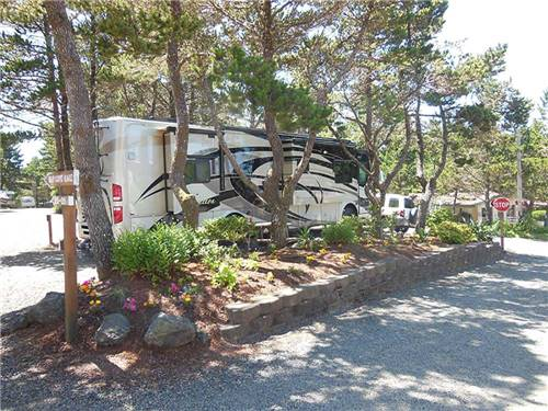 SEA & SAND RV PARK at DEPOE BAY, OR