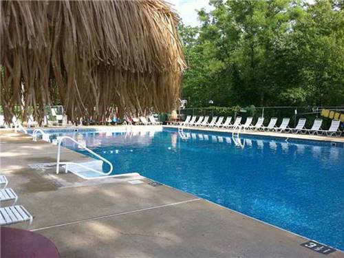 Timberland Lake Campground