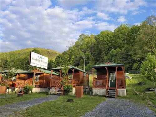STONEBRIDGE CAMPGROUND at MAGGIE VALLEY, NC