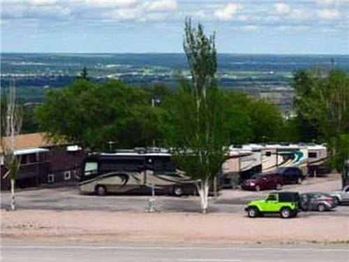 RAPID CITY RV PARK AND CAMPGROUND at RAPID CITY, SD