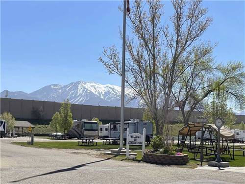 CENTURY RV PARK & CAMPGROUND MHP at OGDEN, UT