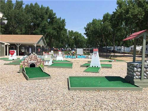 LOVELAND RV RESORT at LOVELAND, CO