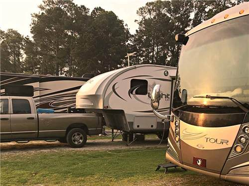 PINES RV PARK at TIFTON, GA