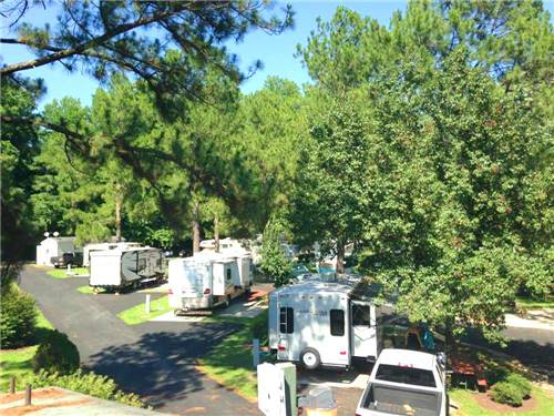 AMERICAN HERITAGE RV PARK at WILLIAMSBURG, VA
