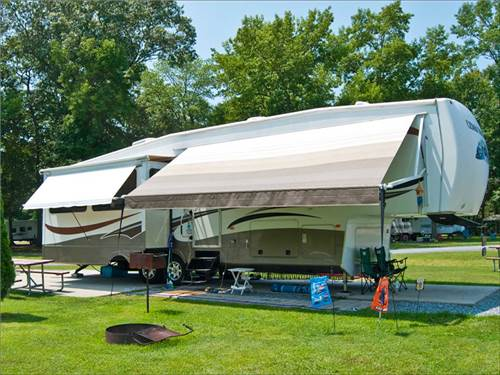 FORT WHALEY RV RESORT & CAMPGROUND at WHALEYVILLE, MD