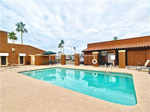SILVER SANDS RV RESORT at MESA, AZ