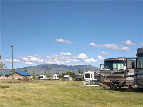 COUNTRYSIDE RV PARK at DILLON, MT