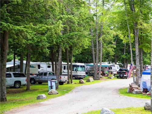 Patten Pond Camping Resort