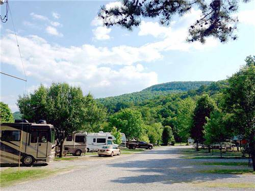 LAKESIDE RV PARK at OPELIKA, AL