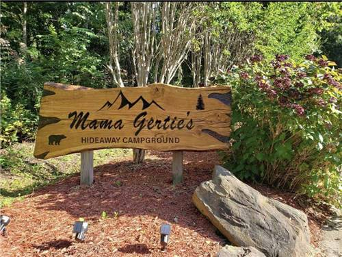 MAMA GERTIES HIDEAWAY CAMPGROUND at SWANNANOA, NC