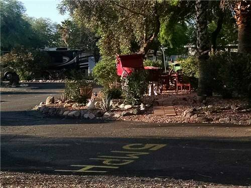 BLACK CANYON RANCH RV RESORT at BLACK CANYON CITY, AZ