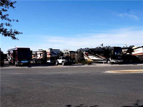 HACIENDA RV & RALLY RESORT at LAS CRUCES, NM