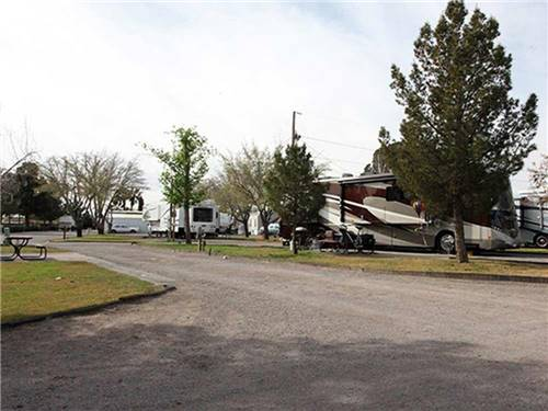 SUNNY ACRES RV PARK at LAS CRUCES, NM