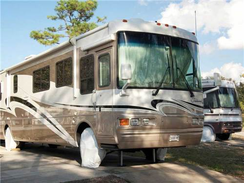 KISSIMMEE SOUTH RV RESORT at DAVENPORT, FL