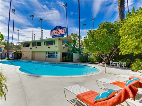 SAN DIEGO RV RESORT-SUNLAND at LA MESA, CA