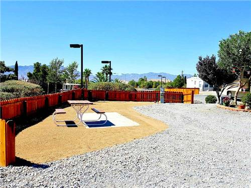 WINE RIDGE RV RESORT & COTTAGES at PAHRUMP, NV