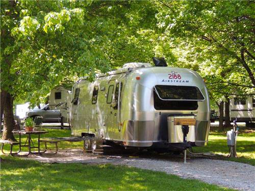 GETTYSBURG FARM RV CAMPGROUND at DOVER, PA