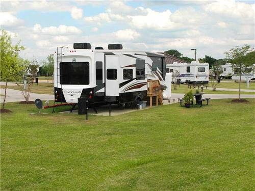 WINSTAR RV PARK at THACKERVILLE, OK