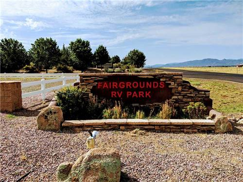 FAIRGROUNDS RV PARK at PRESCOTT VALLEY, AZ