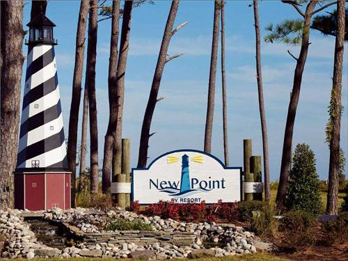 NEW POINT RV RESORT at NEW POINT, VA