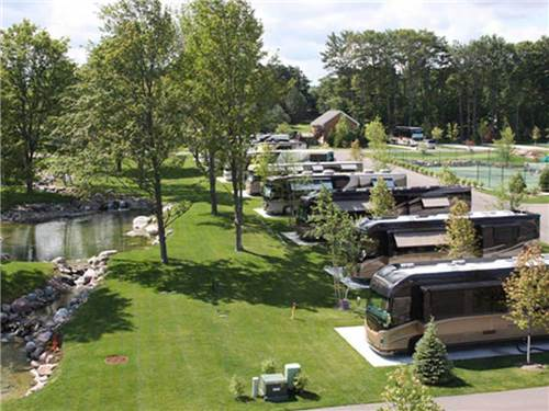 PETOSKEY RV RESORT at PETOSKEY, MI