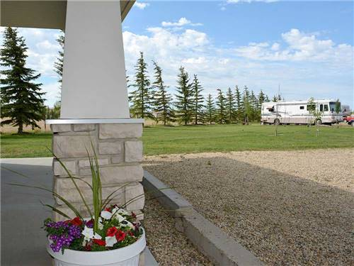 CAMROSE EXHIBITION TRAIL RV PARK at CAMROSE, AB