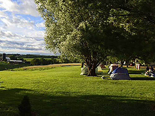 RUSTIC BARN CAMPGROUND & RV PARK at KIELER, WI