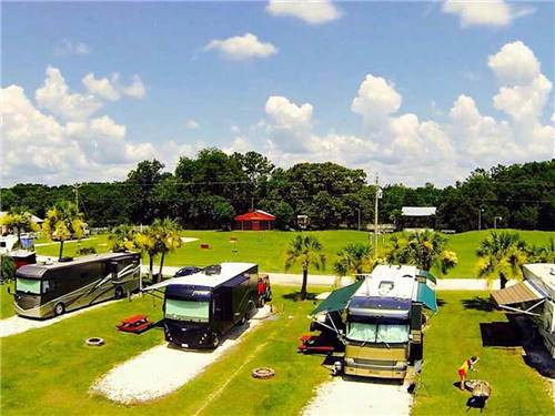 RED GATE CAMPGROUND & RV PARK at SAVANNAH, GA