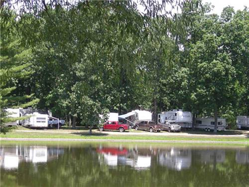 HICKORY HOLLER CAMPGROUND at ANNAPOLIS, IL