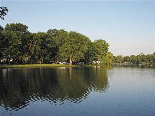 SUNSET LAKES RESORT at JOSLIN, IL