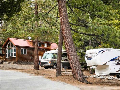 IDYLLWILD RV RESORT at IDYLLWILD, CA