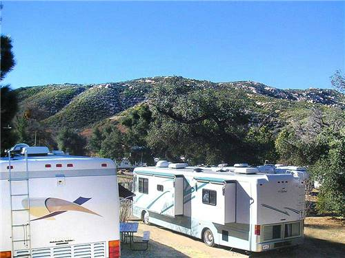 Oakzanita Springs RV Campground