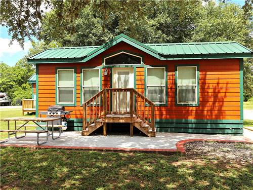 COLORADO RIVER RV RESORT at COLUMBUS, TX