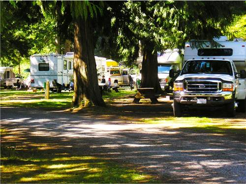 Grandy Creek RV Campground KOA