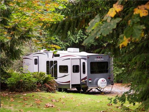Mount Vernon Thousand Trails Campground Resort