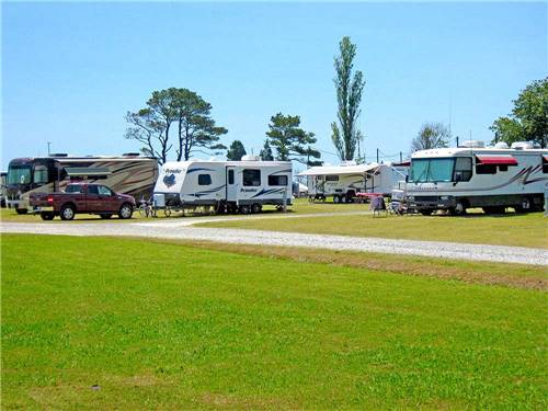 VIRGINIA LANDING RV CAMPGROUND at QUINBY, VA