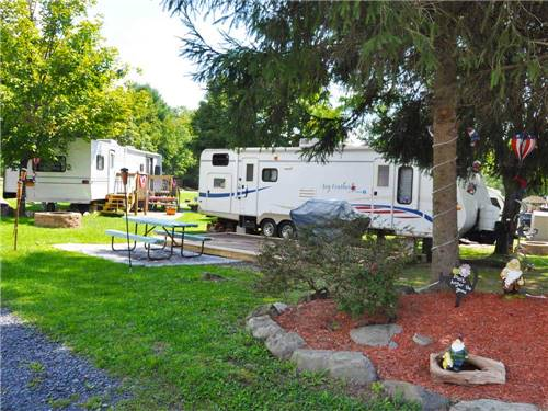 TIMOTHY LAKE NORTH RV at EAST STROUDSBURG, PA